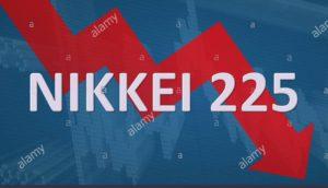 Nikkei Down