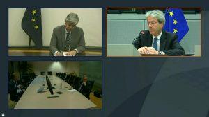 Eurogroup-Meeting