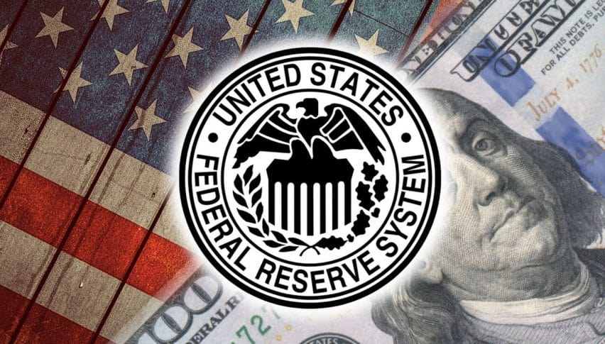 The Fed central banks
