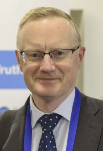 Philip Lowe, Governor , Reserve Bank of Australia
