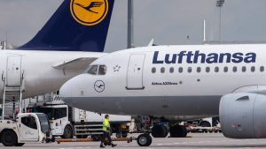 Lufthansa state rescue