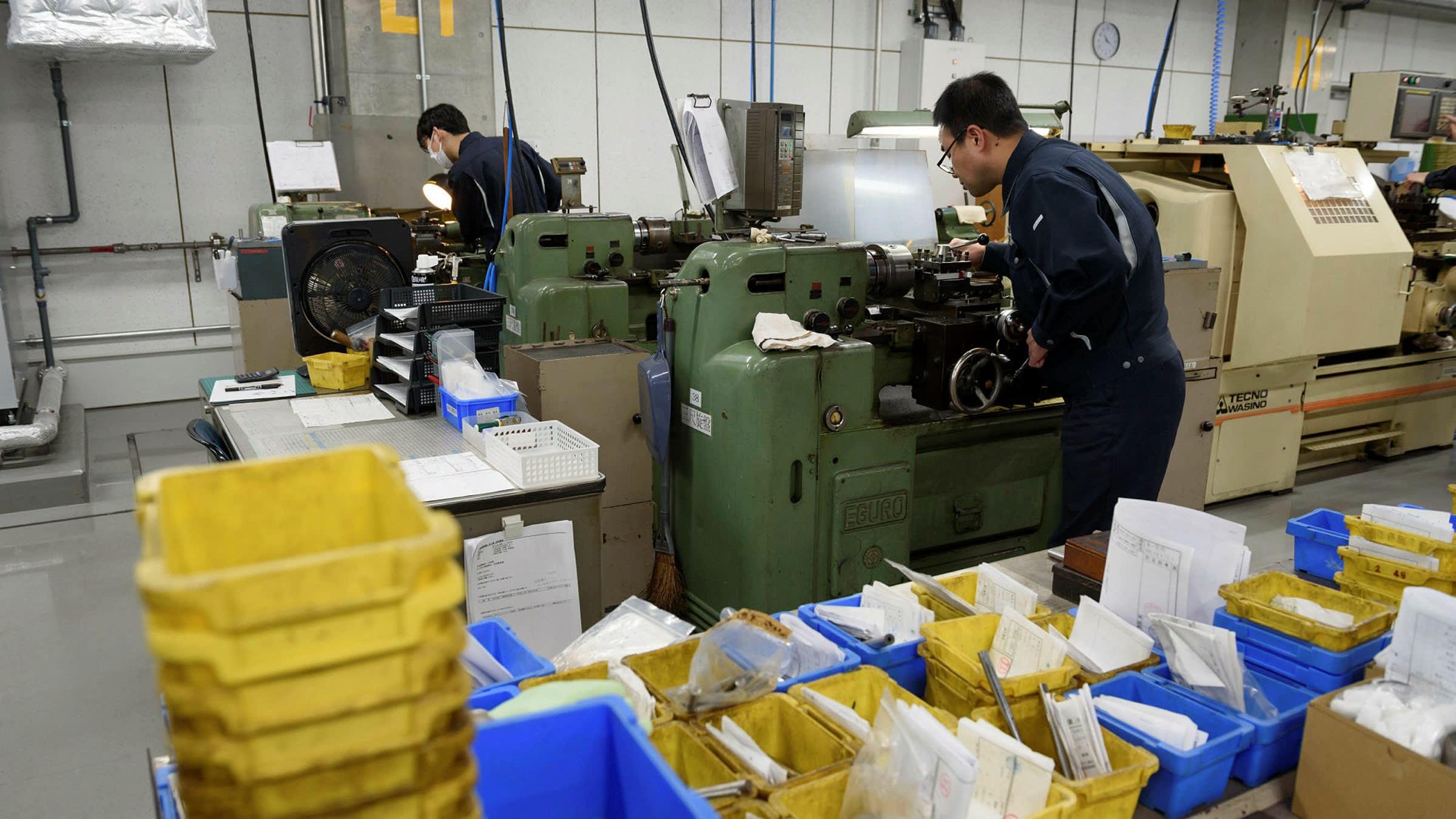 Taiwan Manufacturing Business Surveys