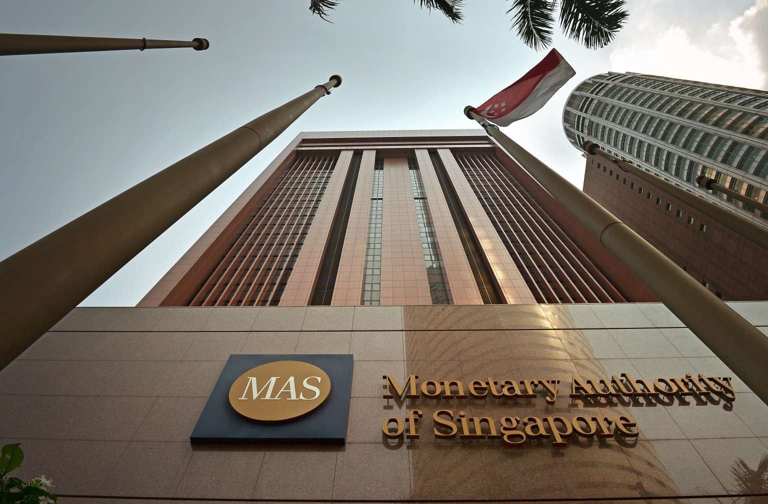 Monetary Authority of Singapore - MAS