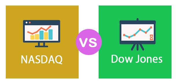 NASDAQ-vs-Dow-Jones