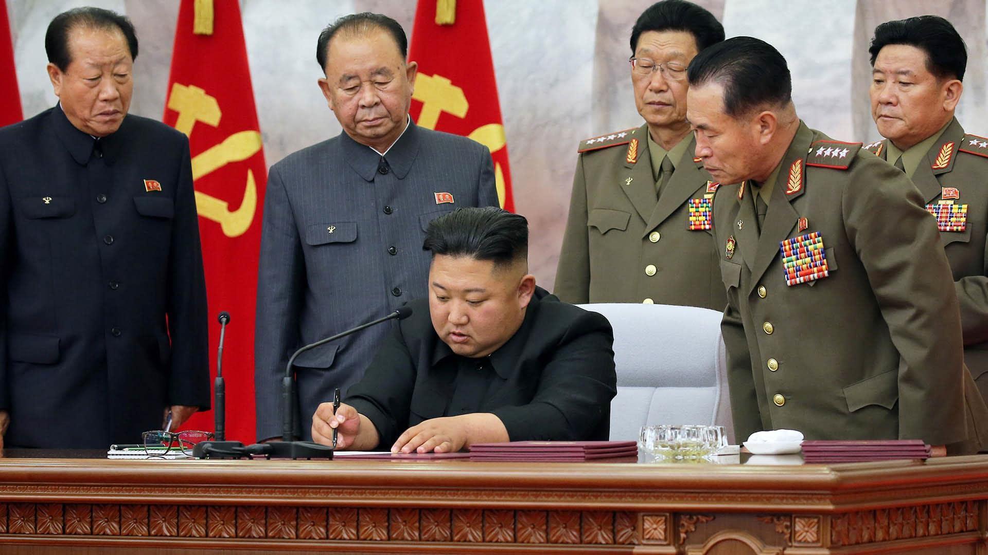North Korea Detonates Liaison Office