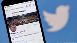 US President Donald Trump's tweet