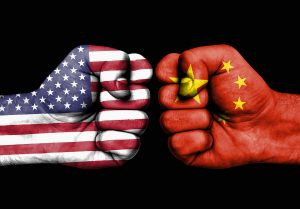 China-U.S. tensions